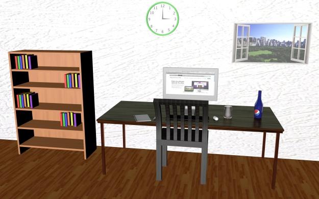 office room 8
