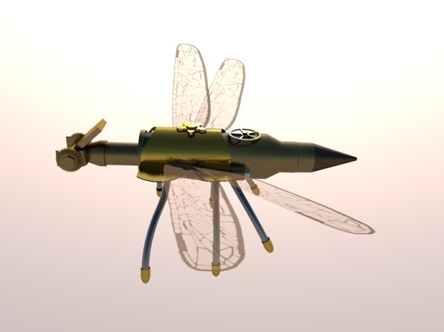 Dragonfly Robot 2