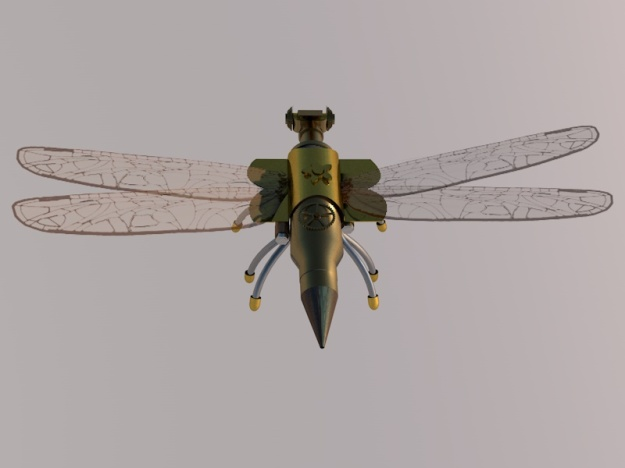 Dragonfly Robot 6