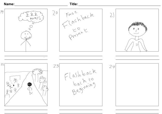 Storyboard (Sketch) 4