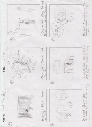 Digital Narrative Storyboard 2