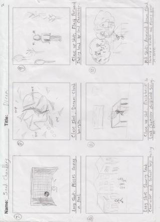 Digital Narrative Storyboard 2