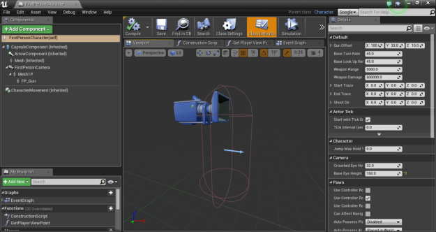 camera-blueprint